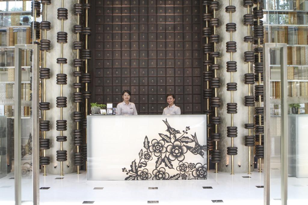 Link Hotel, Singapore.