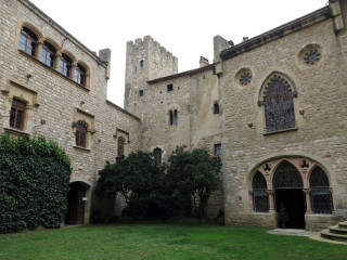 Castell de Santa image credit: wikimedia
